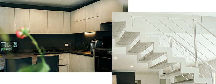progettazione arredamento casa mobili denegri